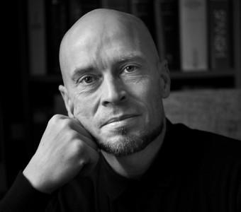 140117 Ulf Eriksson, författare.