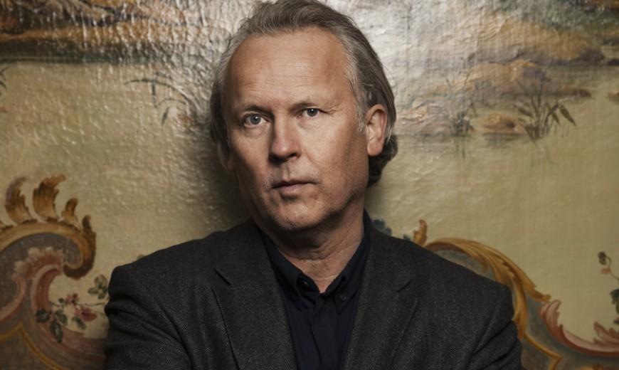 Klas Östergren Foto: Viktor Gårdsäter