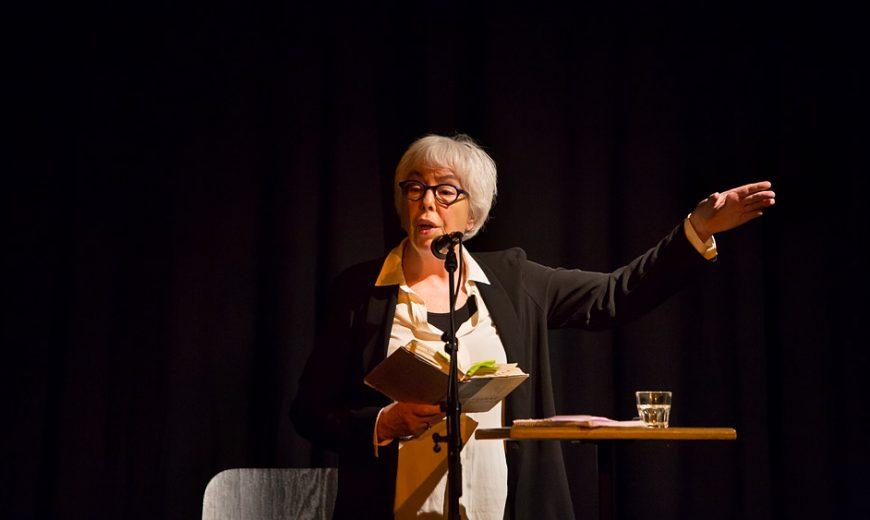 Yvonne Hirdman Foto: Jarmo Väyrynen