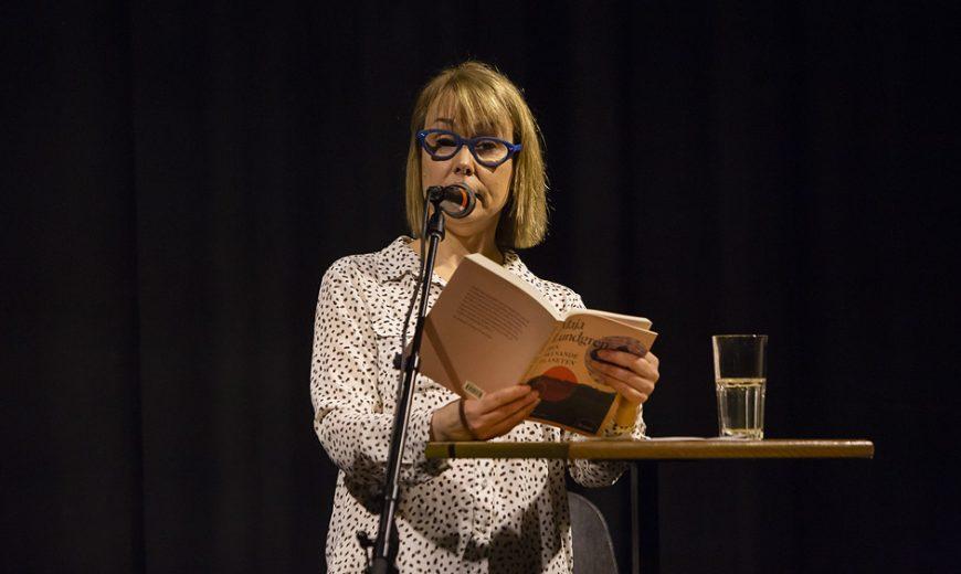 Maja Lundgren Foto: Jarmo Väyrynen
