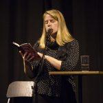 Heidi von Wright. Foto: Jarmo Väyrynen