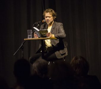 Tomas Bannerhed. Foto: Jarmo Väyrynen