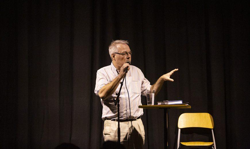 Joakim Pirinen. Foto: Jarmo Värynen