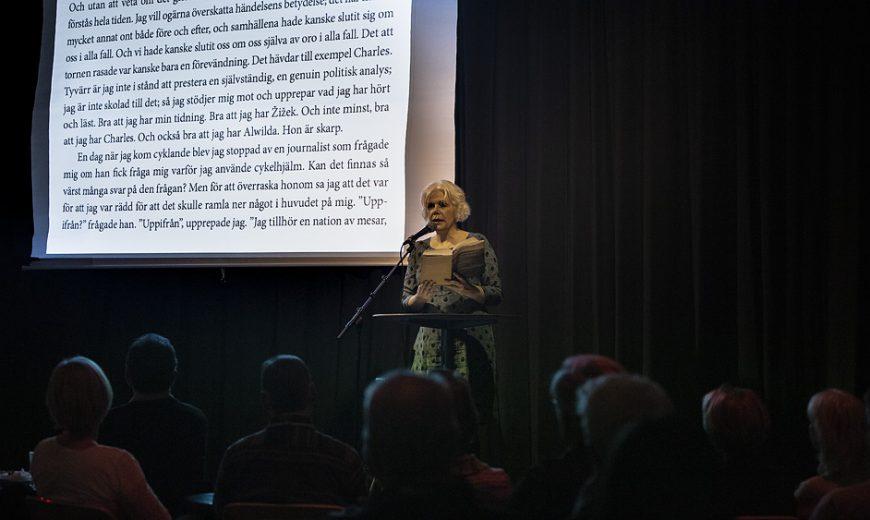 Christina Hesselholdt Foto: Jarmo Väyrynen