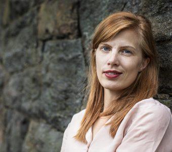 Lydia Sandgren Foto: Emelie Asplund